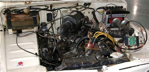 Suzuki Carry Engine Suzuki Fb Series Engine
