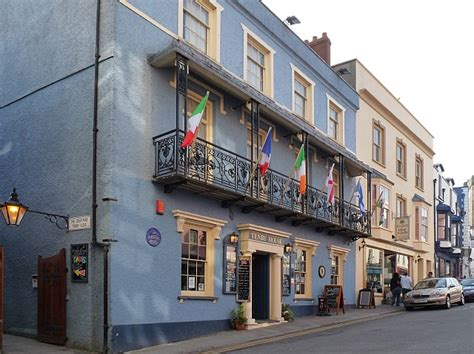 File Tenby House Hotel Tudor Square Geograph Org Uk House Tenby