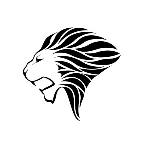 design head definition different symbolic meanings of a lion
