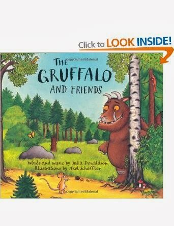 libro the gruffalo and friends 191 conoces los audio books kids us zaragoza