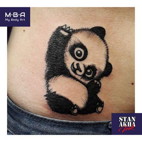 tattoo panda baby panda tattoo tats pinterest tattoo tatoo and tattos