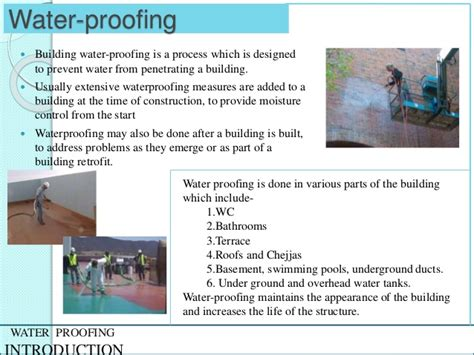 Basement Swimming Pools by Water Proofing In Buildings