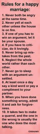 rules for a happy marriage pictures photos and images for facebook pinterest and twitter