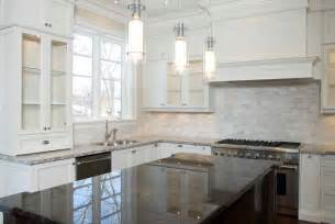 Kitchen Cabinets And Granite White Kitchen Cabinets With Gray Granite Countertops Grey