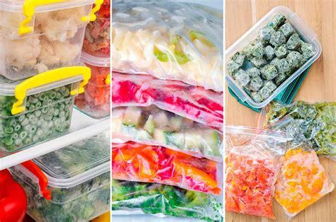 alimentos que se pueden congelar 10 alimentos que no sab 237 as que se pueden congelar cocina