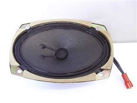 Speker Oval 32 ohm oval speaker for sony tc 730 reel to reel vintage