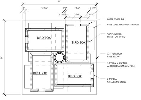 martin house plans free free purple martin house plan for the birds pinterest articles purple martin place