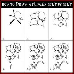 roses furniture 2 how to draw flowers step by step easy