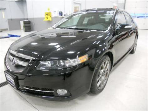 airport acura cleveland used 2008 acura tl 3 5 type s for sale stock a1106