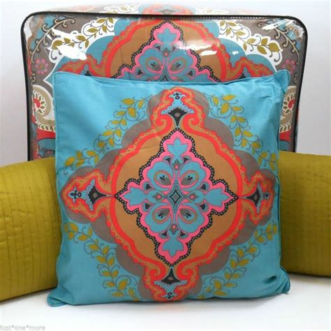 max studio home decorative pillow max studio moroccan 6pc queen comforter set w pillows