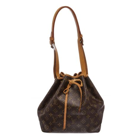 louis vuitton monogram noe pm bucket bag