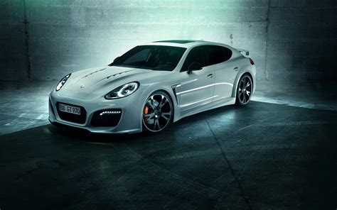 2014 Porsche Panamera Turbo S White Porsche Panamera Turbo S 2014 Wallpapers And Images