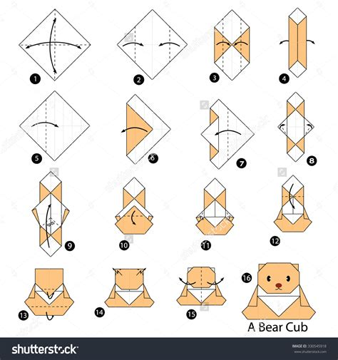 How To Make A Paper Polar - origami polar image collections craft