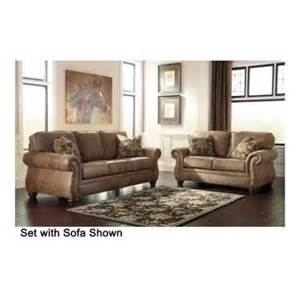 ashley larkinhurst 31901qssl 2 piece living room set with