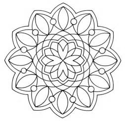 coloring stress relief geometric coloring page stress relief