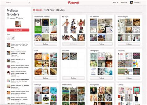 Organized Spaces by Pinterest Online