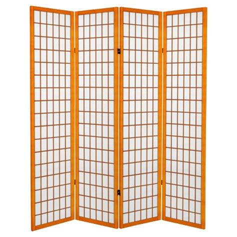 room dividers cheap target 6 ft canvas window pane room divider 4