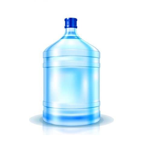 dibujos realistas botella botella de agua realista descargar vectores gratis