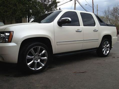 service manual automotive air conditioning repair 2010 chevrolet avalanche on board diagnostic