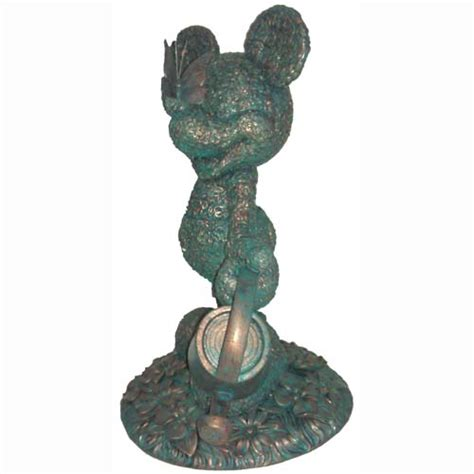 Mickey Mouse Garden Statue by Your Wdw Store Disney Garden Statue Flower And Garden