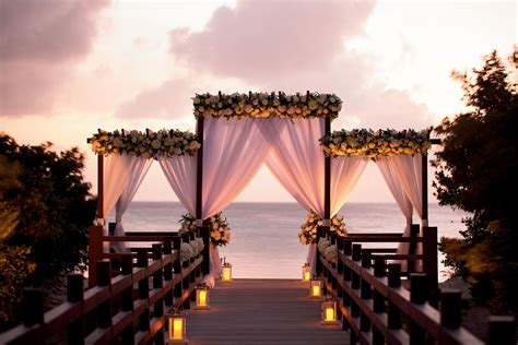 Destination Beach Wedding Venues Aruba   The Ritz Carlton, Aruba