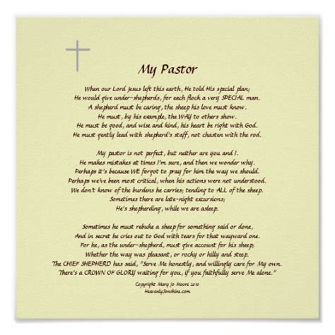 thank you letter to my pastor s thank you pastor quotes quotesgram