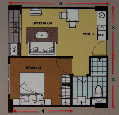 house design ideas for 50 sqm 50 square meter house floor plan