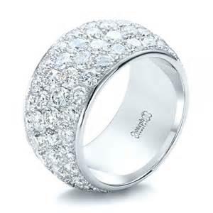 s wedding rings custom pave wedding ring 100875