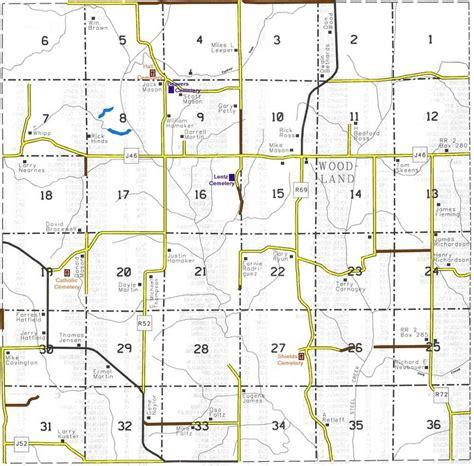 Decatur County Records Iagenweb Decatur County Iowa Decatur County Maps Caroldoey