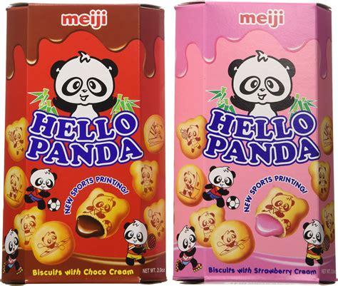 Meiji Hello Panda Biscuit meiji hello panda milk biscuits