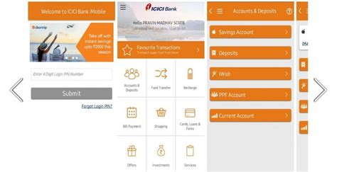 icici bank mobile top 10 financial apps in the tizen store iot gadgets