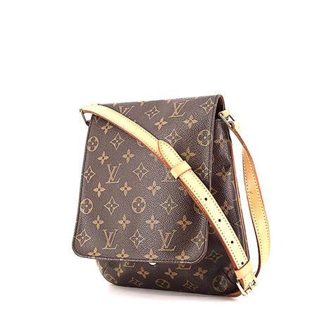 Lv Louis Vuitton Musette Messenger Bag Branded Authentic Preloved louis vuitton monogram canvas musette salsa shoulder