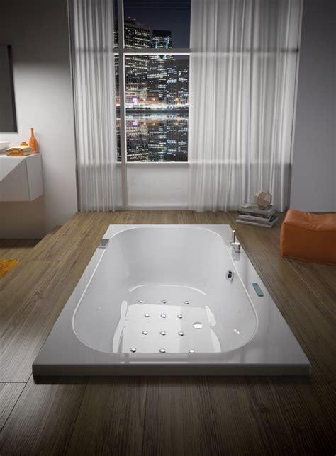 vasche incasso vasca idromassaggio incasso bossanova 185 di grandform