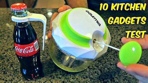 10 kitchen gadgets put to the test 2018 youtube 10 kitchen gadgets put to the test part 11 187 ikwikit