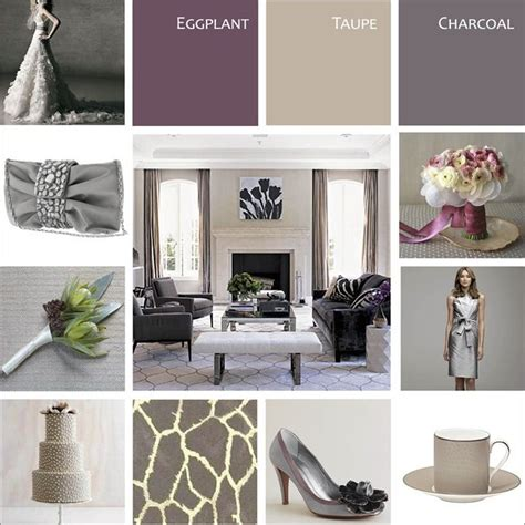 purple and grey color palette for the guest room click grey colour schemes google search home colour schemes