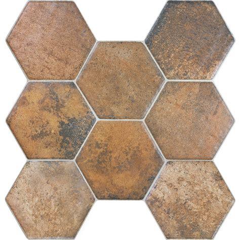 tiles astounding lowes hexagon tile tile flooring ideas