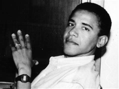 Barack Obama Biography Early Life | obama said i saw that my life in america the black life