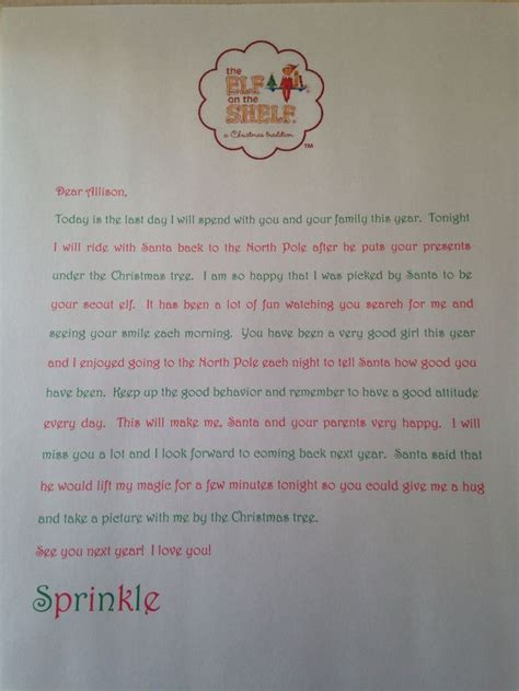 Letter From On The Shelf Idea by 17 Best Images About On The Shelf 2013 On