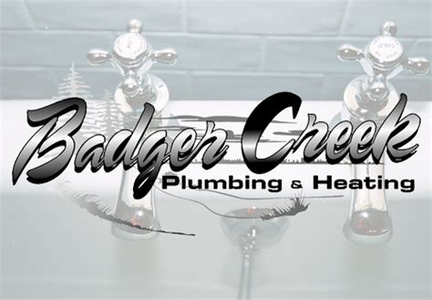 Jacobson Plumbing And Heating by Badger Creek Plumbing Heating Jacobson Greiner