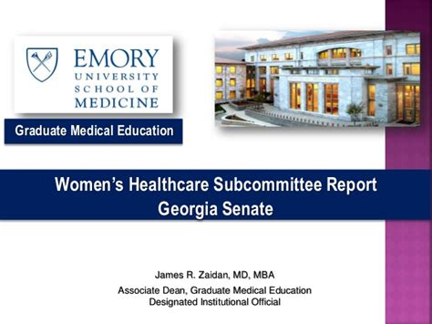 Emory Tutition Vs Tech Tuition Mba by S Access To Healthcare Emory Presentation