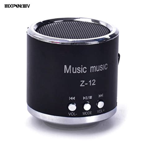 wholesale portable z12 mini speaker tf card player small