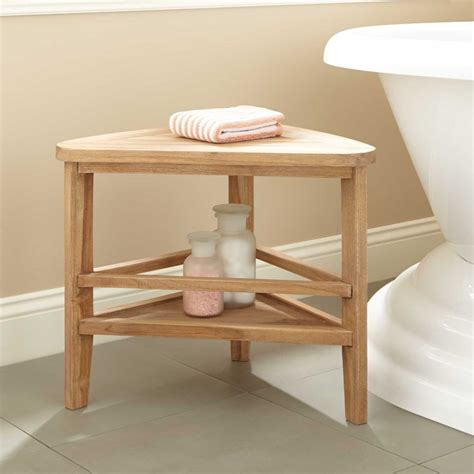 Bathroom Vanity Bench Wood Amusing Vanity Stools For Bathrooms Decoration Bathroom