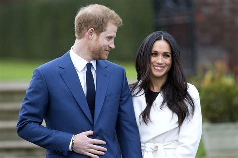 harry and meghan prince william reacts to his brother harry s engagement