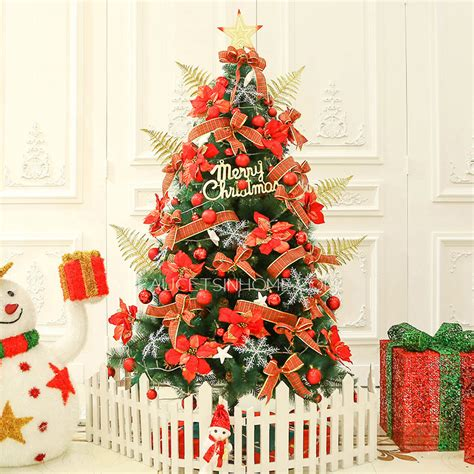 ecological christmas trees 59 quot high ornaments environmental pvc tree