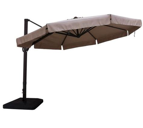 Patio Umbrella Menards 11 Offset Umbrella At Menards 174