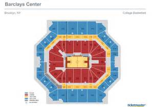 Barclays Center Floor Plan Barclays Center Best Seat Locations Seating Chart