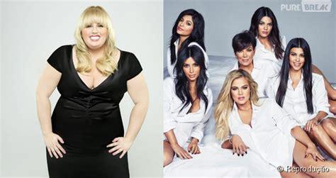 imagenes de la familia kardashian rebel wilson ataca fam 237 lia de kim kardashian e kendall