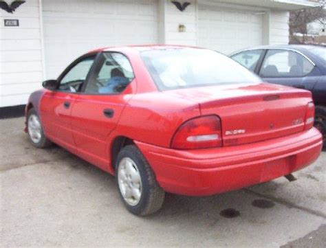 how cars work for dummies 1998 dodge neon on board diagnostic system neoacr 1998 dodge neon specs photos modification info at cardomain