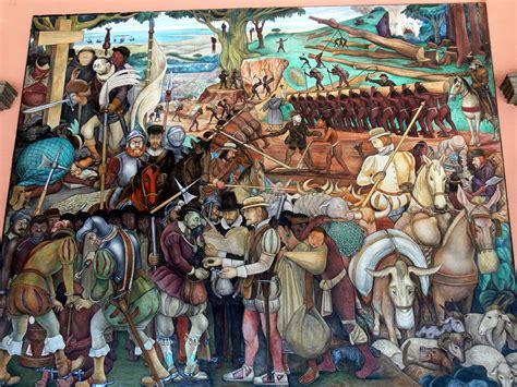 cansadas spanish edition b01n4paos0 file murales rivera ausbeutung durch die spanier 1 jpg