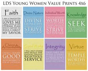 yw value colors 4x6 lds values 8 print value pack by